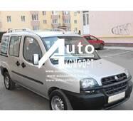 Лобовое стекло на Fiat Doblo (Фиат Добло) (2000-)