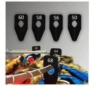 Размерники, модель RP2 (размеры для мужской одежды) оптом