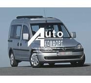 Лобовое стекло на Opel Combo C (2001-2011), Опель Комбо С (2001-2011)