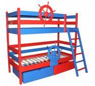 """Кровать-трансформер """"Капитан"""""""