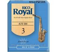 Трость для альт-саксофона Rico RJB1030 Royal №3