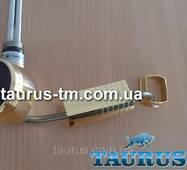 Золотой ТЭН c маскировкой провода MOA IR MS gold: регулятор 30-65С + таймер 2ч. + LED + под пульт ДУ. Польша