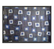 Нейлоновый коврик на резиновой основе Польша IR.H.EC-90X120-Blue