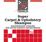 SUPER CARPET &  UPHOLSTERY - концентрований шампунь для чисткиВ В сухій  піною килимів і м'яких меблів, 5 л F - 099