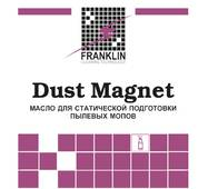 DUST MAGNET - Олія для прилипання пилу (спрей для мопов), 5 л F - 32