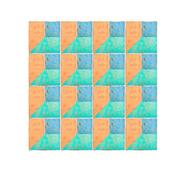 Напольная плитка FCB BOXES No. 2 ручная работа, глазурованная
