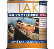 Лак Chemolak корабельно-лодочный алкидно-уретановый  U1066 0,75л.