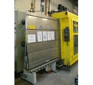 Cтеклопакетная лінія Lenhardt 1600 Х 2500 з газ пресом і роботом герметизації