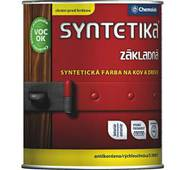 Грунт Chemolak Syntetika Zakladna красно-коричневый 0,94кг.