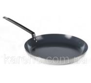 Сковородка алюмінєва Kitchen Line с покрытием антипригари Dyflon Hendi 627624 Ø280x (H) 45 мм.
