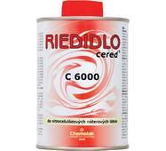 Растворитель Chemolak C6000 для нитроцеллюлозных лакокрасочных материалов 0,45л.