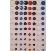 Пуговицы пластмассовые для спецодежды
