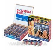 Gold Viagra Голд Віагра Золота віагра капсули для підвищення потенції 30 капсул в упаковці