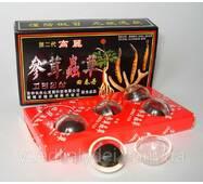 """Китайские шарики""""Хуэй Чжун Дан"""" препарат для повышения потенции 5 шариков в  упаковке"""