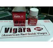 Препарат для потенції Red Gold American Viagra Червона Золота Американська Віагра 10 пігулок в упаковці