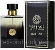 Туалетна вода для чоловіків Versace Pour Homme Oud Noir.