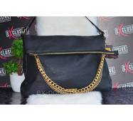 Шикарная сумочка с цепями