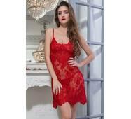Вишукана сорочка Flamenco з французького мережива Шантільї (Chantilly) .