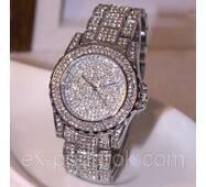 """Розкішний жіночий годинник """"Сrystal""""."""