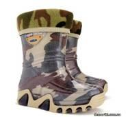 Гумові чоботи DEMAR STORMIC LUX PRINT e (Хакі), 28-35, купити недорого