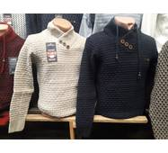 Чоловічий теплий светр  Туреччина