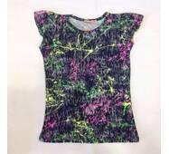 Детская футболка для девочки оптом на 5-8 лет