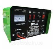 Пуско-зарядне облаштування Craft - tec BC - 50