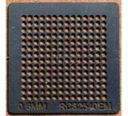 BGA трафарет 0,6mm RC82540EM