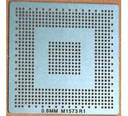 BGA трафарет 0,6mm M1573R1