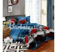 """Комплект постельного белья для мальчика """"Ранфорс"""" 336"""