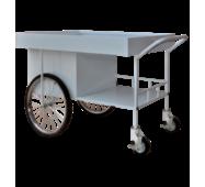 Візок для перевезення їжі посилена ТПП-У