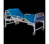 Кровать медицинская функциональная КФ-4M с матрасом и поручнями