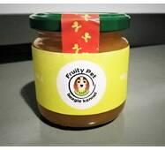 Мед з логотипом