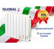 Алюминиевые радиаторы Global Oscar Tondo 1200 (Италия)