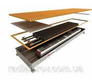 Внутрипольные конвекторы Polvax KV.300.1500.90/120 с вентилятором
