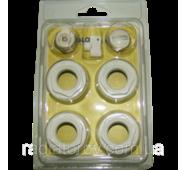 """Комплект радіаторний Global 3/4"""" (900-2000) Італія"""