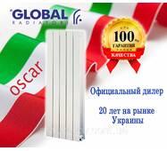 Дизайн радиаторы Global Oscar 1400/100 (Италия)