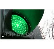 Світлофорними лампа зелена 104647