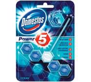 """Средство для унитаза Domestos Power 5 """"Океанский бриз"""" формула 5 в 1"""