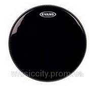"Evans TT16HBG Hydraulic Black чорний двошаровий пластик 16"""