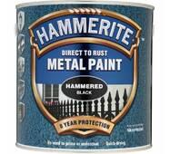 Фарба Hammerite коричнева молоткова 0,7л.