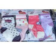 Детские демисезонные носки Фенна для малышей оптом 12-18 месяцев