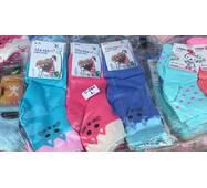 Дитячі демісезонні шкарпетки оптом L розмір