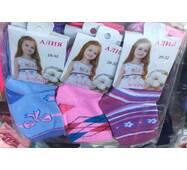 Дитячі демісезонні шкарпетки оптом 28-32 розмір