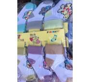 Дитячі демісезонні шкарпетки Шугуан для малюків оптом