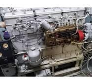 Двигатель К657М, завод Токмак