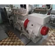 Генератор дизельний ДГА-48 (электростанция) 50 кВт (60 кВа)