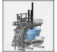 Дуговая сталеплавильная печь переменного тока ДСП 6,0 купить недорого