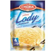 Мороженое домашнее Cykoria Lody Domowe ванильное, 60 г, Польша