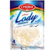 Морозиво домашнє Cykoria Lody Domowe вершкове, 60 г, Польща